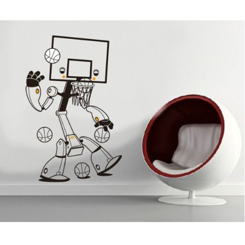 Sports Murals For Kids Rooms