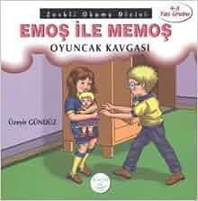 Emos ile Memos - Oyuncak Kavgasi: Uzeyir Gunduz: 9789944713177: Amazon