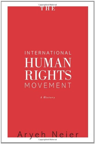 A Partial History of the International Human Rights Movement