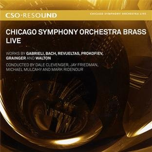 Buy Chicago Symphony Orchestra Brass - Live in Concert From amazon