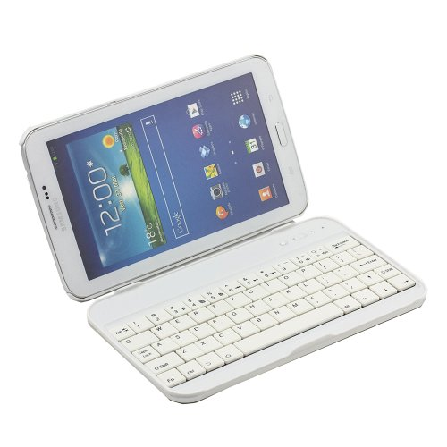 [wireless keyboards],SUPERNIGHT® 360 Degree Rotateable Protective Stand Removable Case Cover with Wireless