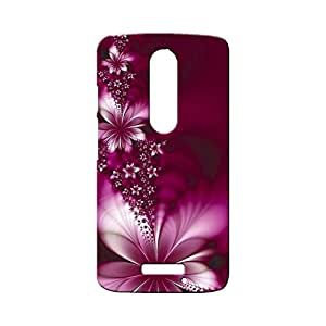 BLUEDIO Designer Printed Back case cover for Motorola Moto X3 (3rd Generation) - G6428
