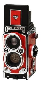 Rolleiflex 24613 Mini Digi AF 5.0 Camera (Red)