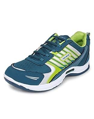 Columbus-Tab-2006 Men's Sports Shoes (6 UK, SeaGreenYellow)