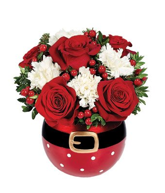 Flowers - Santa's Surprise