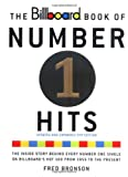 Fred Bronson The Billboard Book of Number 1 Hits (Billboard Book of Number One Hits)