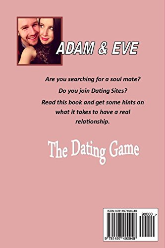 Adam & Eve: Looking For A Mate?