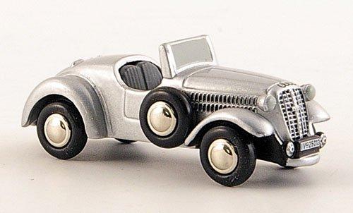 Wanderer-W24-silber-Gelndesport-Roadster-Modellauto-Fertigmodell-Bub-187