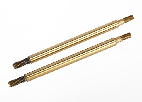 Traxxas 7465T Shaft, GTR XXLong, TiNi-Coated:6807L,6804R