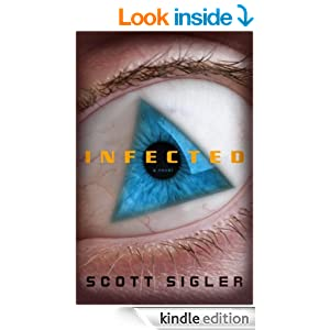 INFECTED for Kindle