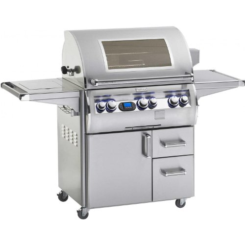 Echelon Diamond E660s Stand Alone Grill (Grill w Power Hood Remote & All IF Burners-NG)