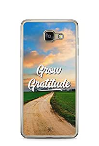 YuBingo Grow Gratitude Designer Mobile Case Back Cover for Samsung Galaxy A7 2016