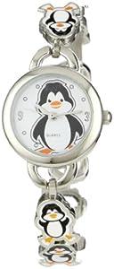 Frenzy Kids' FR218 Penguin Novelty Analog Bracelet Watch