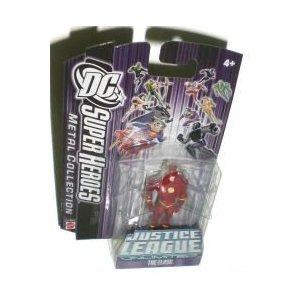Justice League Unlimited Mini Metal Figure Flash - 1