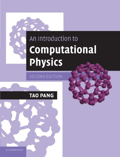 An Introduction to Computational Physics 2nd Edition Paperback