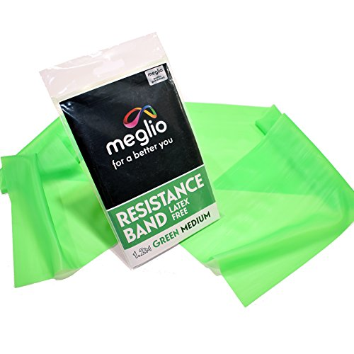 meglio-resistance-band-for-mobility-strength-rehab-premium-quality-latex-free-12m-green-medium