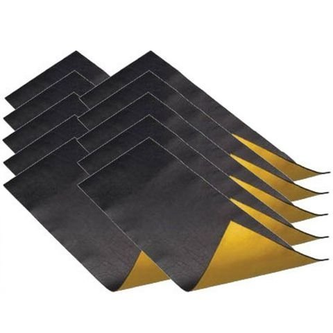 bitumenmatte anti droehn matte 50x20cm selbstklebend 8. Black Bedroom Furniture Sets. Home Design Ideas