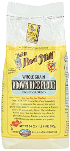 Bob's Red Mill Brown Rice Flour - 24 oz - 2 Pack (Flour Brown Rice compare prices)