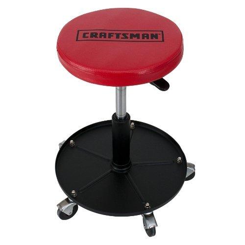 Craftsman Adjustable Mechanics Seat Roller Seats