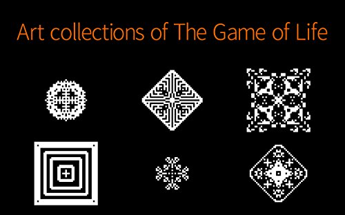 Art collections of The Game of Life