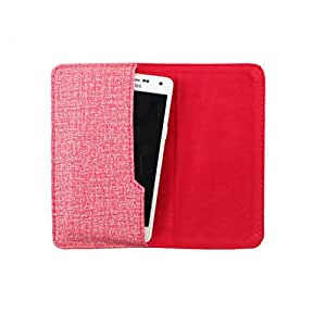 DooDa PU Leather Pouch Case Cover With Card / ID Slots For Blackberry Leap