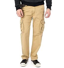 Survivor IV Cargo Pants-Rye