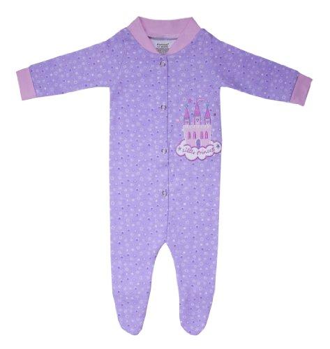 Funkoos-Little-Princess-Organic-Cotton-Sleepsuit-for-Baby-Newborn-Infant-Girl