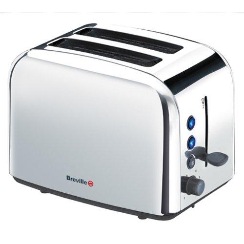 Breville VTT163 Polished Stainless Steel 2 Slice Toaster from Breville