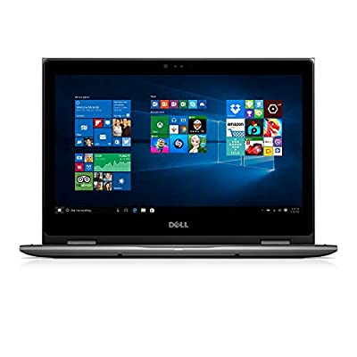 "Dell Inspiron 13 2-in-1 5368 6thGen Corei5,8GB,1TB,Windows 10,13.3"" Touch Laptop"
