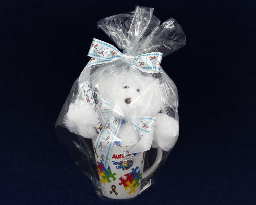 Autism Teddy Bear Combo Pack (Retail)