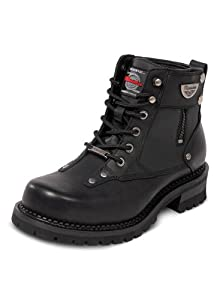 Milwaukee Motorcycle Clothing Company Men's Outlaw Motorcycle Boots (Size 9.5D)