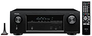 Denon AVR-X1100W 7 Channel Integrated Network Receiver
