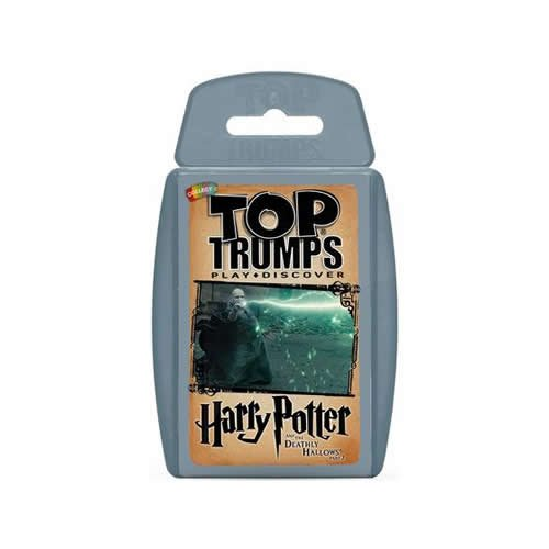 Top Trumps 02118 Harry Potter e i Doni della Morte-Specials-Gioco di 2