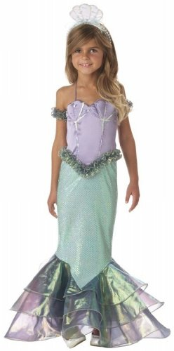 In Character Baby-Girls Magical Mermaid Costume Child Size