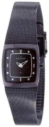 Skagen Ladies Slimline Mesh Watch - 380XSMM
