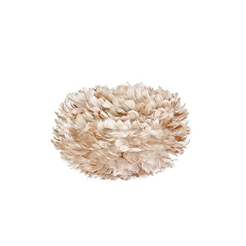 vita-02066-eos-lampe-suspension-plume-doie-papier-marron-clair