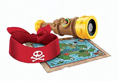 Fisher-Price Disney's Jake and The Never Land Pirates - Jake's Talking Spyglass from Fisher-Price