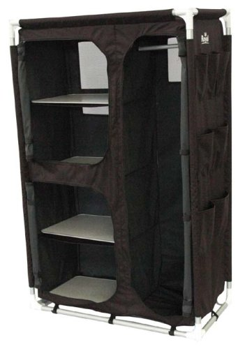 CAMPING MEDIUM LARDER WARDROBE CUPBOARD