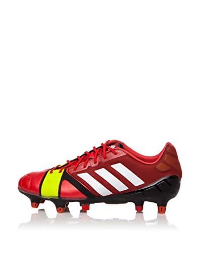 Adidas Scarpa Da Calcio Nitrocharge 1.0 Xtrx Sg [Rosso/Giallo]