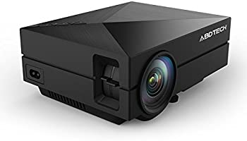 Abdtech ST-GM60 1000 Lumens LED Projector
