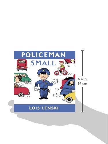 Policeman Small (Mr. Small Books)