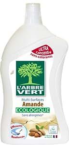 L'Arbre Vert - Nettoyant Liquide Multi-Surfaces - Amande - 1 L