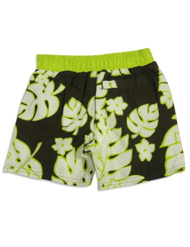 Osh Kosh B'gosh - Infant Boys Leaf Swimsuit