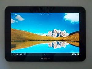 Samsung Galaxy Tab - GT-P7310 8.9 inch screen, 16 GB 8.9 inch Wi-Fi Tablet Metallic Gray