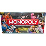 Disney Monopoly Game Villains Edition