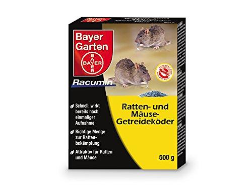 bayer 05728044 garten ratten und m use getreidek der mit haferflocken 500 g. Black Bedroom Furniture Sets. Home Design Ideas