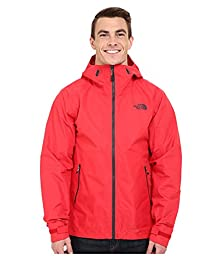 The North Face Men\'s Fuseform DOT Matrix Jacket (Medium, TNF Red)