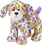 "Webkinz Peace 'N Love Puppy 8.5"" Plush"