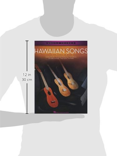 Hawaiian Songs (Ukulele Ensemble)