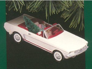 Classic American Cars Christmas Ornaments - Christmas Tree ...